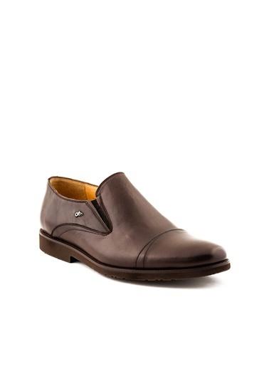 Dr.Flexer 021403 HakıkıDerıErkek Comfort Ayakkabı Kahve Kahve